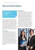 Traineeprogramm - Allianz Suisse - Seite 6