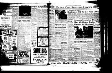 Feb 1963 - On-Line Newspaper Archives of Ocean City