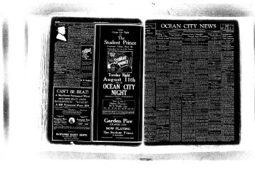 Jul 1925 - On-Line Newspaper Archives of Ocean City