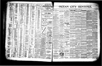 Aug 1902 - On-Line Newspaper Archives of Ocean City
