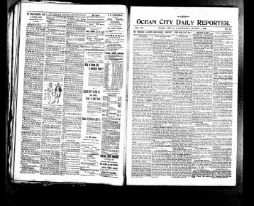 Aug 1896 - On-Line Newspaper Archives of Ocean City