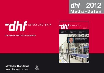 dhf Intralogistik - AGT Verlag Thum Gmbh in Ludwigsburg