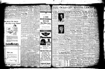 OCEAN CITY SENTINEL-IM is - On-Line Newspaper Archives of ...