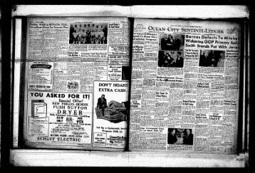 Mar 1961 - On-Line Newspaper Archives of Ocean City