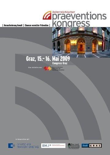 Graz, 15.– 16. Mai 2009 - Schule.at