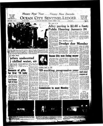 Jan 1970 - On-Line Newspaper Archives of Ocean City - The Ocean ...