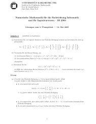 Lösungen zum 3. ¨Ubungsblatt - next-internet.com