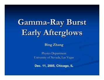 Gamma-Ray Burst Early Afterglows - New Views of the Universe