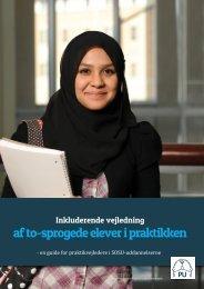 Inkluderende vejledning af to-sprogede elever i ... - SOSU Nord