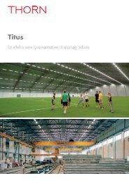 Titus Industri - Thorn