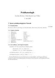 Prädikatenlogik - next-internet.com