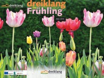 dreiklang Frühling