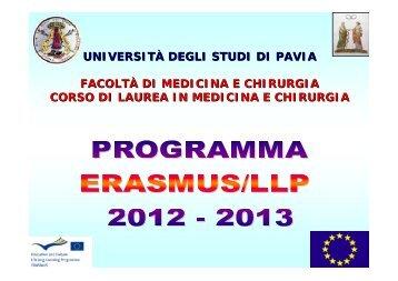 5° ANNO - Facoltà di Medicina e Chirurgia - Università degli studi di ...