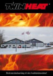 Twinheat produktblad - Dansk VVS-Center