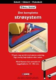 strøsystem - Nivell System