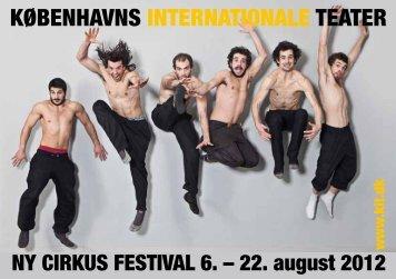 Hent NY CIRKUS FESTIVAL programmet - Københavns ...