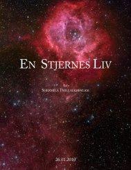 EN STJERNES LIV