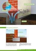 Horisontalspærre mod opstigende fugt i murværk - Velkommen hos ... - Page 3