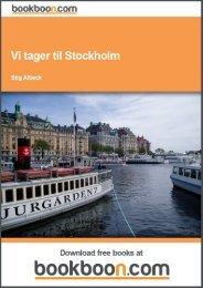 Vi tager til Stockholm