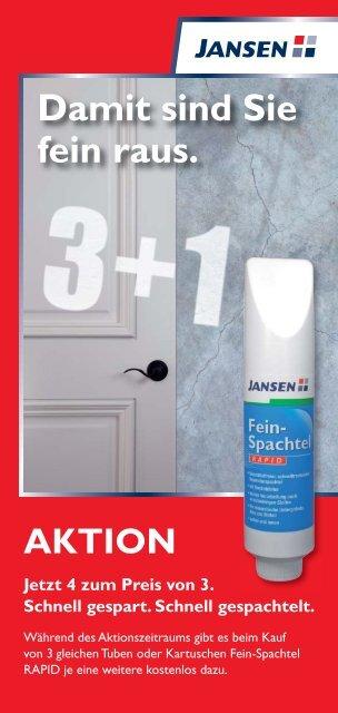 AKTION - Antony Farben GmbH