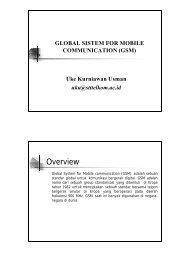 Materi GSM
