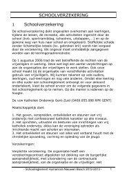 HOOFDSTUK I: - Nieuwen Bosch