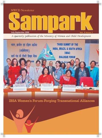 sampark July-Sep 08.pmd - Nipccd