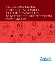 EN Guide_EN - Ansell Healthcare Europe