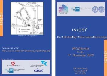 15 - Lehrstuhl Technische Informatik