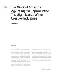 The Work of Art in the Age of Digital Reproduction - Pedro Bendassolli