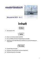 Nieuwsbrief 2012 ? Nr. 3 - nline