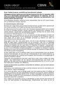 CBMI TOPIC GRØN VÆKST - Innovationsnetværket for Biomasse - Page 2