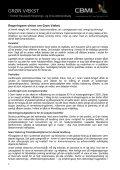 CBMI TOPIC GRØN VÆKST - Innovationsnetværket for Biomasse - Page 4