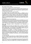 CBMI TOPIC GRØN VÆKST - Innovationsnetværket for Biomasse - Page 6
