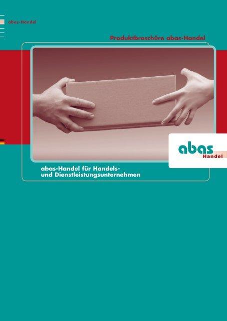 abas-Handel für Handels- und ... - ABAS Projektierung