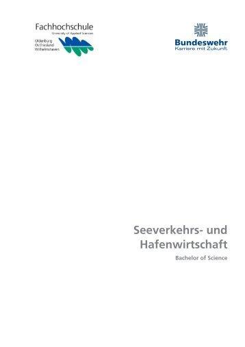 Seeverkehrs- und Hafenwirtschaft - bundeswehr-karriere