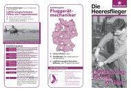 Heeresflieger Die - bundeswehr-karriere