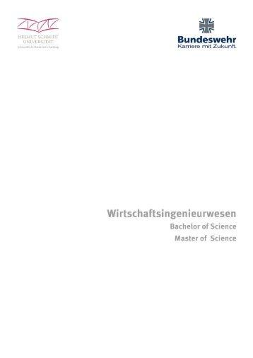 (Bachelor- / Master of Science) (PDF, 217 kB) - bundeswehr-karriere