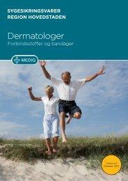 Se katalog for dermatologer - Mediq Danmark
