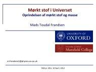 Skærmpræsentationen fra foredraget 10. april 2012 (pdf)