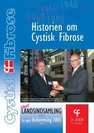 CF-blad 3 2004 - Cystisk Fibrose