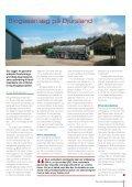Etablering af biogasanlæg på Djursland - Djurs Bioenergi - Page 3