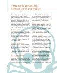 Hvad siger loven om kemiske stoffer og produkter? - Miljøstyrelsen - Page 6