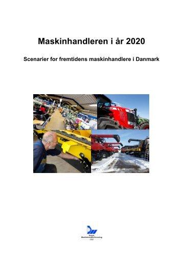 Læs rapporten her - Dansk Maskinhandel