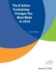 On-line fundraising guide - NNAAC