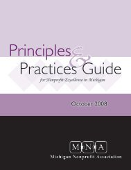 Principles & Practices for Nonprofit - NNAAC
