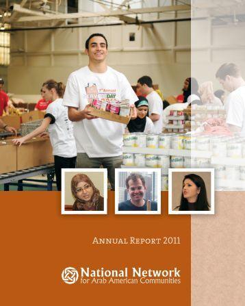 Annual Report 2011 - NNAAC
