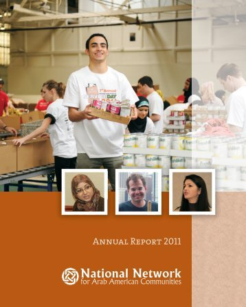 Annual Report 2011 - NNAAC