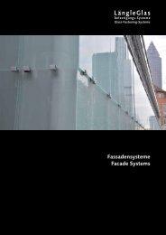 Fassadensysteme Facade Systems