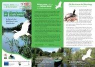 Die Marchauen bei Marchegg - Natura Trails